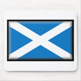 Scotland Flag Mouse Pad
