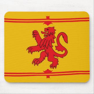 Scotland flag. mouse pad
