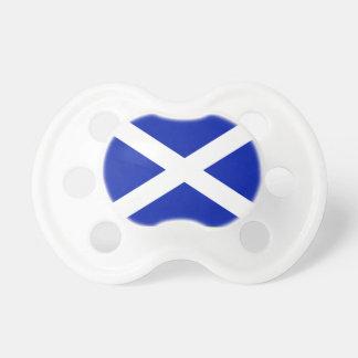 Scotland Flag Pacifier