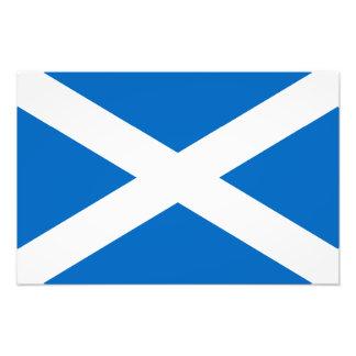 Scotland Flag Photograph