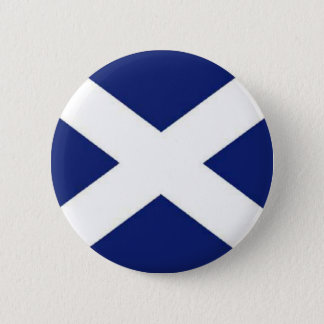 SCOTLAND FLAG PINBACK BUTTON