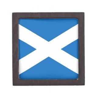 Scotland Flag Premium Gift Boxes