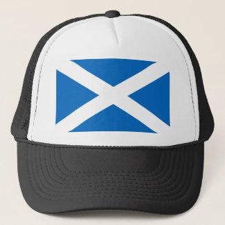 Scotland Flag Saltire Trucker Hat