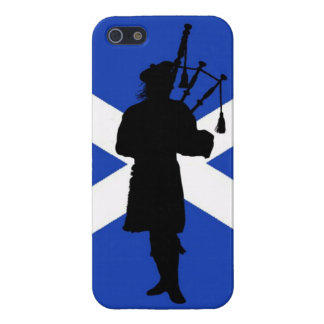 Scotland flag Scottish bag pipper pipes Cases For iPhone 5