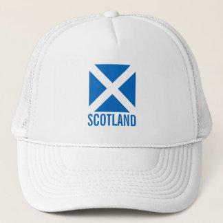 Scotland Flag - Scottish Flag Gift Trucker Hat