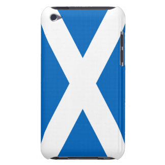 Scotland Flag - Scottish Flag Souvenir Barely There iPod Case