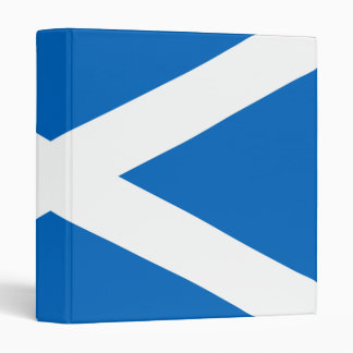 Scotland Flag - Scottish Flag Souvenir Binder