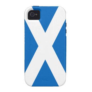 Scotland Flag - Scottish Flag Souvenir Vibe iPhone 4 Case
