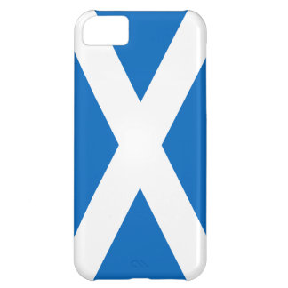 Scotland Flag - Scottish Flag Souvenir Case For iPhone 5C