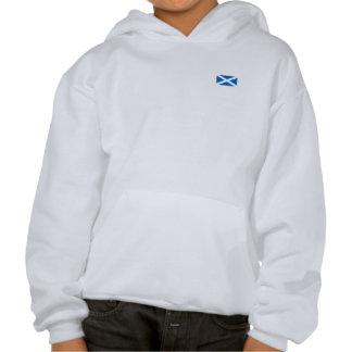 Scotland Flag - Scottish Flag Souvenir Hoodie