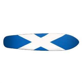 Scotland Flag - Scottish Flag Souvenir Skateboard Deck