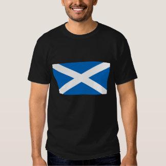 Scotland Flag - Scottish Flag Souvenir Tee Shirt