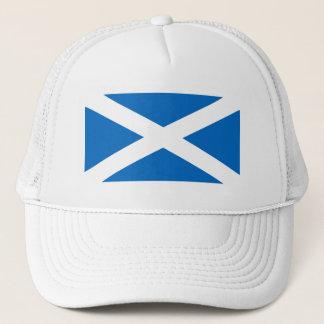 Scotland Flag - Scottish Flag Souvenir Trucker Hat