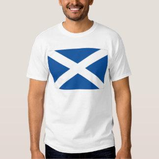 Scotland Flag Tshirt