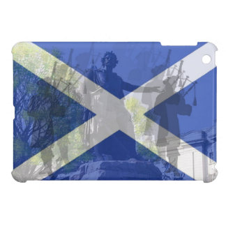 Scotland flag, william wallace, pippers bag pipes cover for the iPad mini