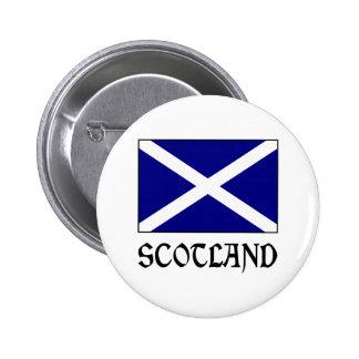 Scotland Flag & Word Buttons