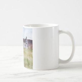 Scotland for ever taza de café