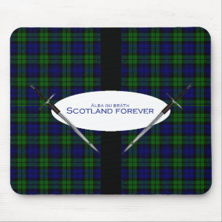 Scotland Forever Alba gu bràth Mouse Pad