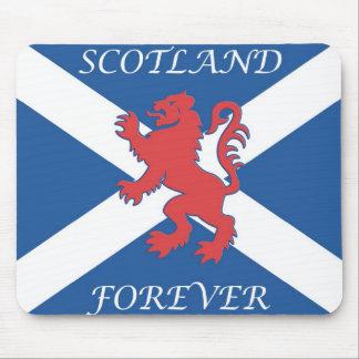 Scotland Forever Lion Rampant Mousepad