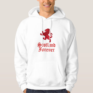 Scotland Forever, Rampant Lion Hoodie