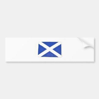 Scotland Friend Bumper Sticker