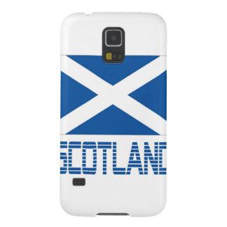Scotland Galaxy S5 Cases