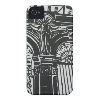 Scotland Gates iPhone 4 Cover