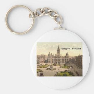 Scotland Glasgow George Square (St.K.) Keychain
