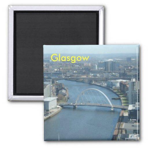 scotland glasgow magnet zazzle. Black Bedroom Furniture Sets. Home Design Ideas