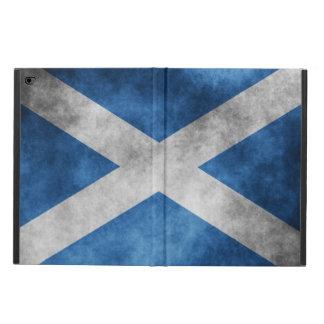 Scotland Grunge- Saint Andrew's Cross Powis iPad Air 2 Case