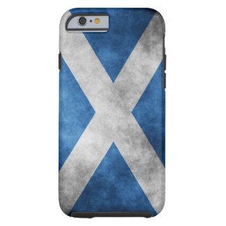 Scotland Grunge- Saint Andrew's Cross Tough iPhone 6 Case