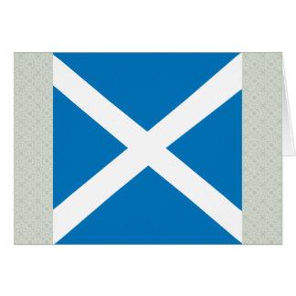 Scotland High quality Flag Greeting Cards