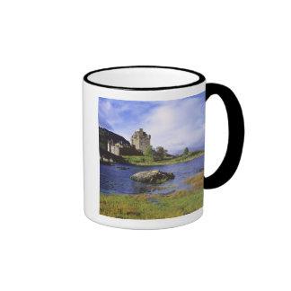 Scotland, Highland, Wester Ross, Eilean Donan 2 Ringer Mug