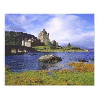 Scotland, Highland, Wester Ross, Eilean Donan 3 Photo Print
