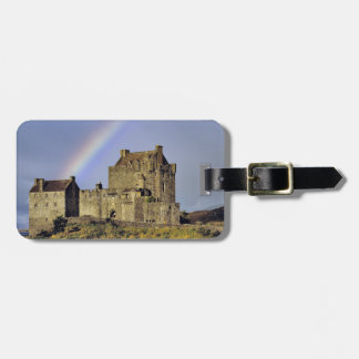 Scotland, Highland, Wester Ross, Eilean Donan Bag Tag