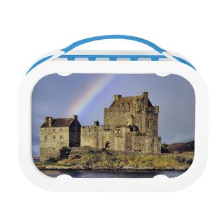 Scotland, Highland, Wester Ross, Eilean Donan Lunch Box
