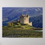 Scotland, Highland, Wester Ross, Eilean Donan Poster