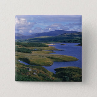 Scotland, Highland, Wester Ross, Loch Garry. An Button