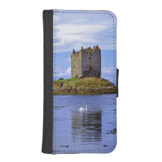 Scotland, Highland, Wester Ross, Loch Linnhe. A iPhone SE/5/5s Wallet