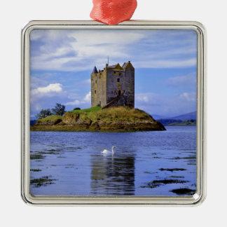 Scotland, Highland, Wester Ross, Loch Linnhe. A Metal Ornament