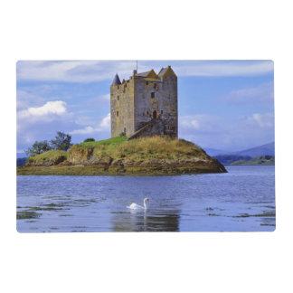 Scotland, Highland, Wester Ross, Loch Linnhe. A Placemat
