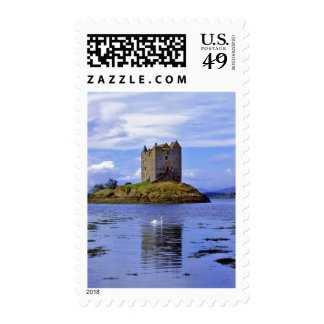 Scotland, Highland, Wester Ross, Loch Linnhe. A Postage