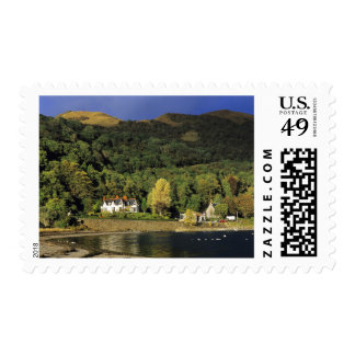 Scotland, Highland, Wester Ross, Onich. Postage