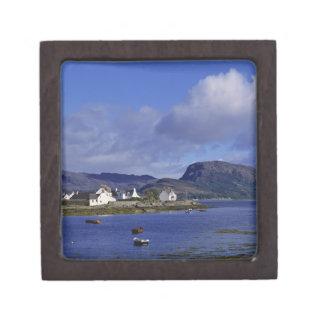 Scotland, Highland, Wester Ross, Plockton. Gift Box