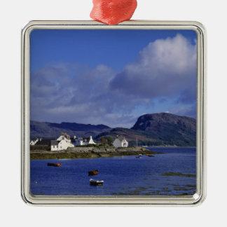Scotland, Highland, Wester Ross, Plockton. Christmas Tree Ornament