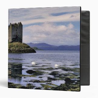 Scotland, Highland, Wester Ross, Stalker 3 Ring Binder