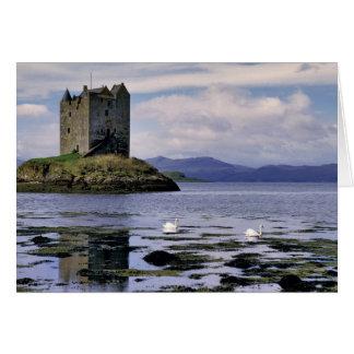 Scotland, Highland, Wester Ross, Stalker Card