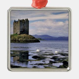 Scotland, Highland, Wester Ross, Stalker Metal Ornament
