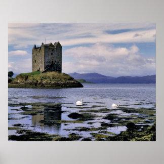 Scotland, Highland, Wester Ross, Stalker Poster
