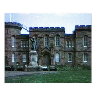 Scotland Inverness Castle Art snap-37689a  jGibney Flyer